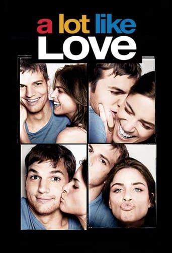 Poster of A Lot Like Love