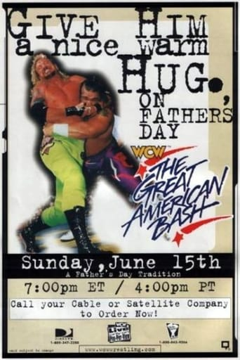 Poster of WCW The Great American Bash 1997