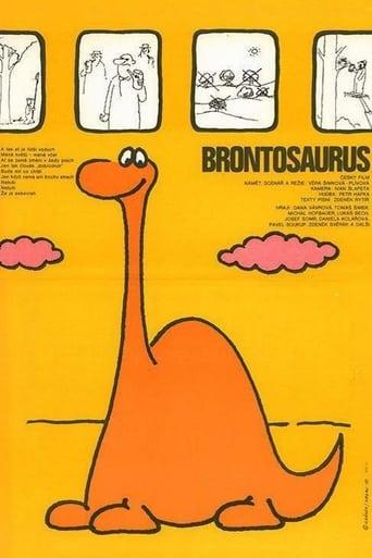 Poster of Brontosaurus