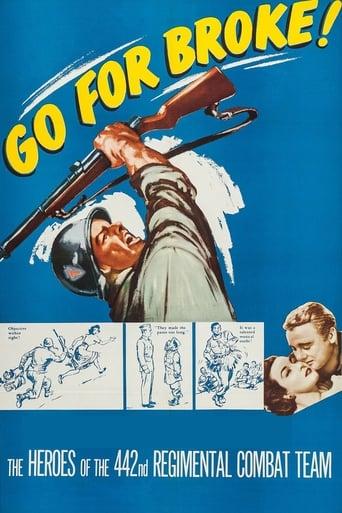 Poster of Go for Broke!