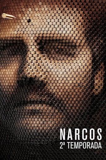 Narcos 2ª Temporada - Poster
