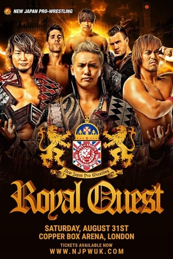 Poster of NJPW Royal Quest