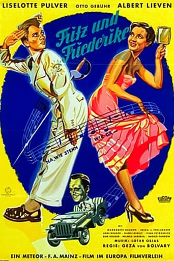 Poster of Fritz und Friederike