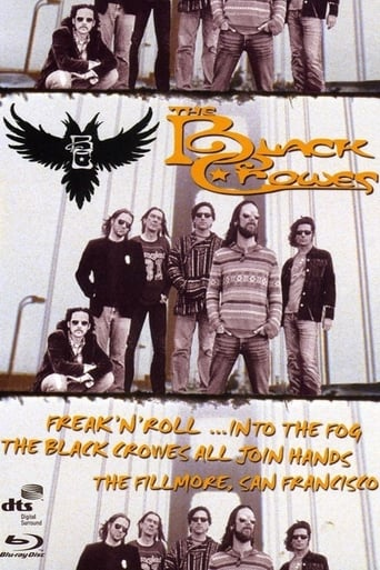 The Black Crowes - Freak N Roll…Into the Fog