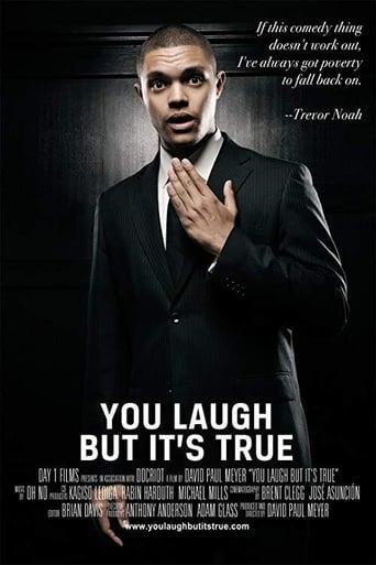 Poster You Laugh But It's True