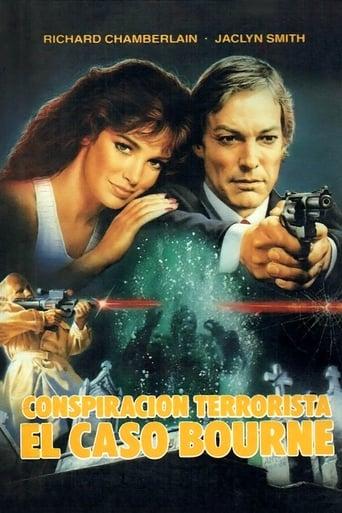Poster of Conspiración terrorista: El caso Bourne