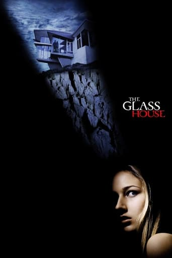 Official movie poster for The Glass House (2001)