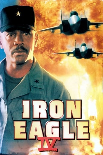 Poster of Iron Eagle IV