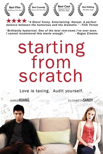 Poster of Starting from Scratch