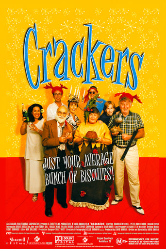 Poster of Crackers