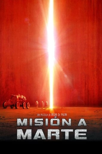 Poster of Misión a Marte