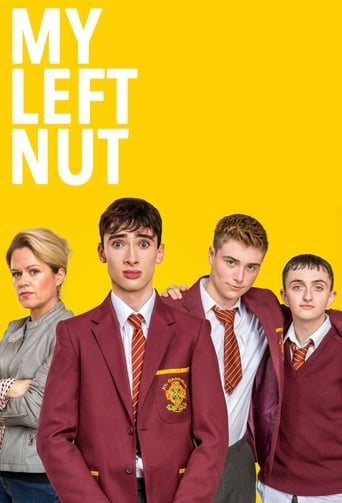 My Left Nut Poster