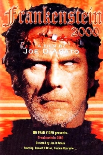 Poster of Return from Death: Frankenstein 2000