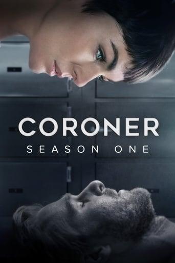 Coroner 1ª Temporada - Poster
