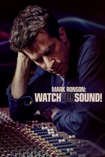 Mark Ronson: Watch the Sound!