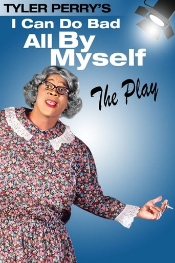 Poster of Tyler Perry's I Can Do Bad All By Myself - The Play