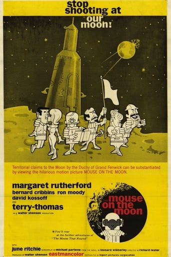 'The Mouse on the Moon (1963)