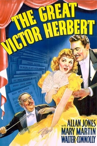 Poster of The Great Victor Herbert