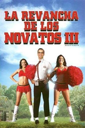 Poster of La revancha de los novatos III