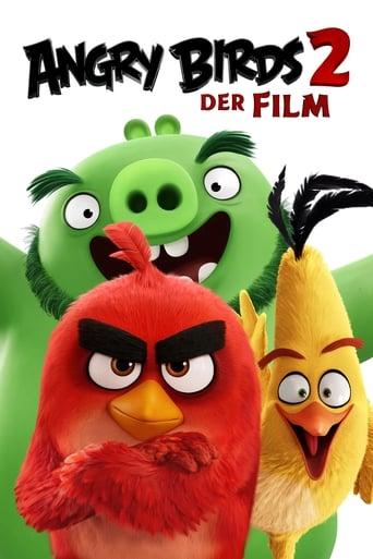 Angry Birds 2 - Der Film - Animation / 2019 / ab 0 Jahre