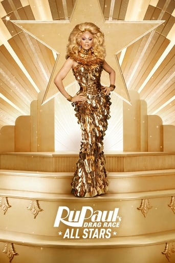 RuPaul's Drag Race All Stars (Rupaul's Drag Race All Satrs)