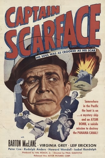 Poster of Captain Scarface