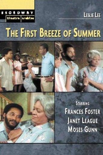 Poster of The First Breeze of Summer