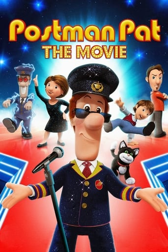 Poster of Postman Pat: The Movie