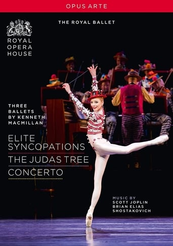 Watch Three Ballets by Kenneth MacMillan: Elite Syncopations/The Judas Tree/Concerto 2010 full online free