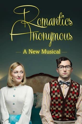 Poster of Romantics Anonymous