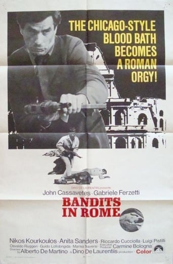 Poster of Bandits in Rome