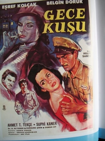 Poster of Gece Kuşu