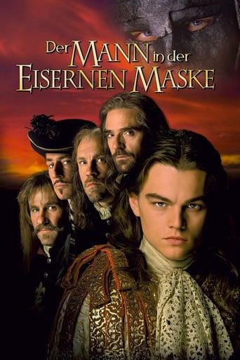 Der Mann in der eisernen Maske - Action / 1998 / ab 12 Jahre