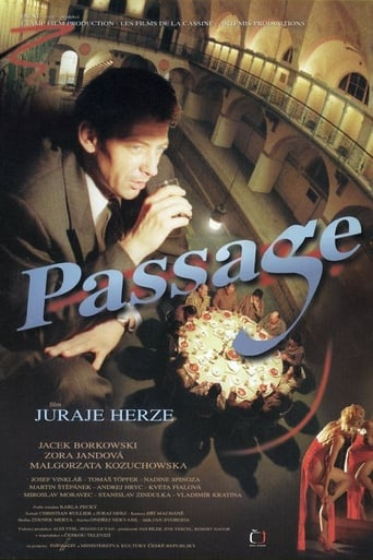 Poster of Passage