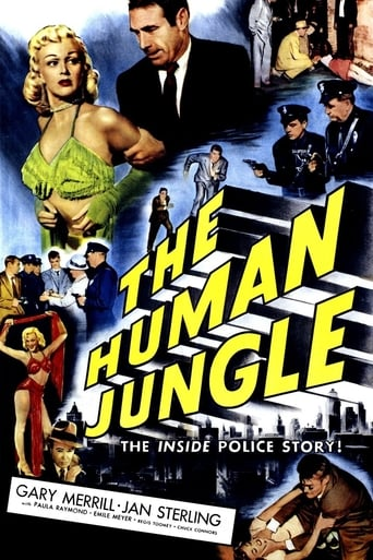 Poster of The Human Jungle