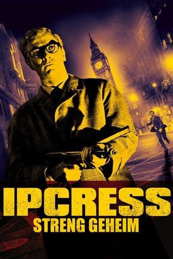 Ipcress - Streng Geheim - Thriller / 1965 / ab 12 Jahre