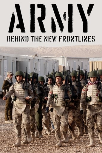 Poster of Army: Behind the New Frontlines