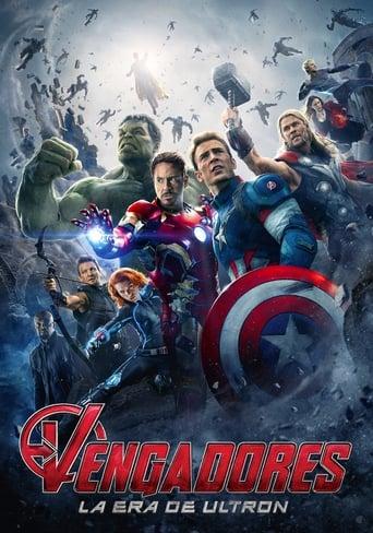Poster of Vengadores: La era de Ultrón