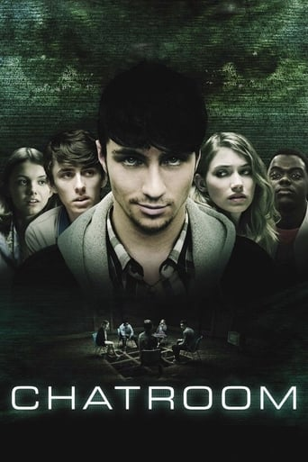 Chatroom (2010) - poster