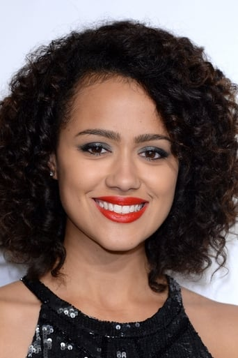 A picture of Nathalie Emmanuel