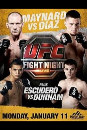 Poster of UFC Fight Night 20: Maynard vs. Diaz