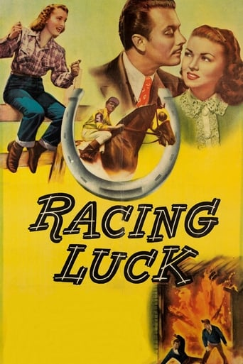 Poster of Racing Luck