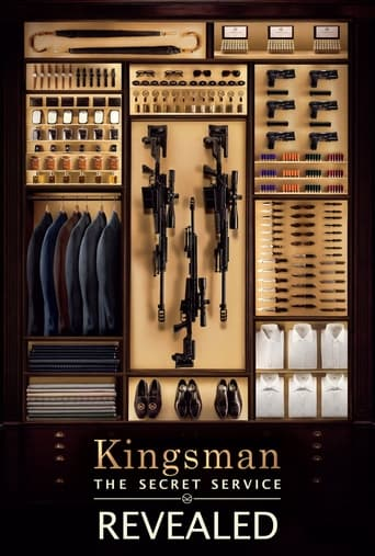Kingsman: The Secret Service Revealed