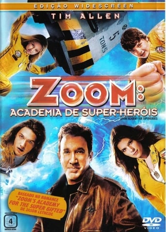 Zoom: Academia de Super Heróis (2006) BluRay 720p Dual – Download Torrent