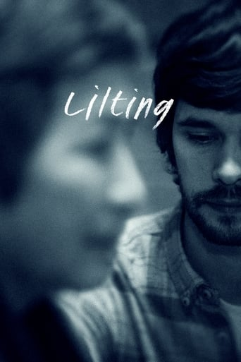Lilting (2014) - poster