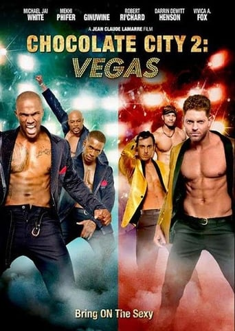 Poster of Chocolate City: Vegas Strip
