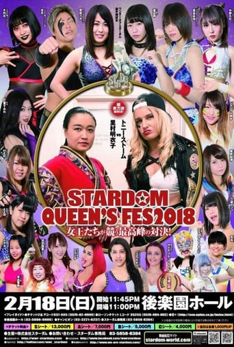 Poster of Stardom Queen's Fest