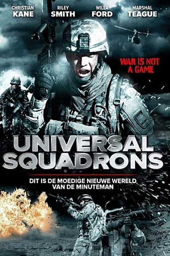 Poster of Universal Squadrons