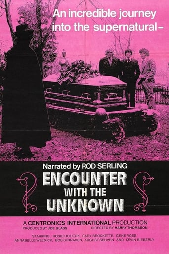 Poster of Encounter with the Unknown