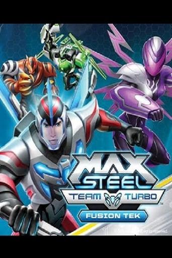 Poster of Max Steel Turbo Team: Fusion Tek